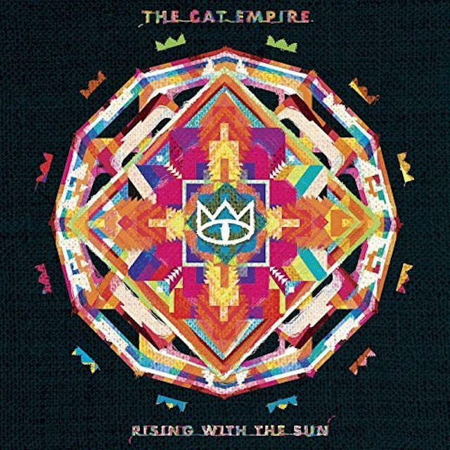 The Cat Empire RISING WITH THE SUN CD
