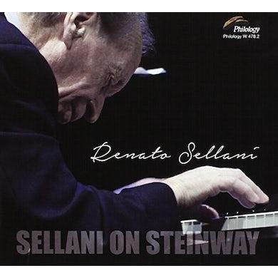 Renato Sellani SELLANI ON STEINWAY CD
