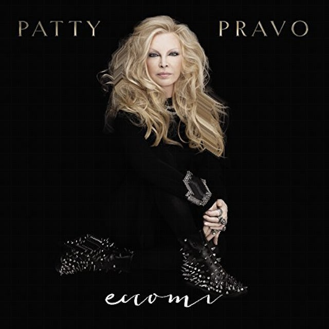 Patty Pravo ECCOMI CD