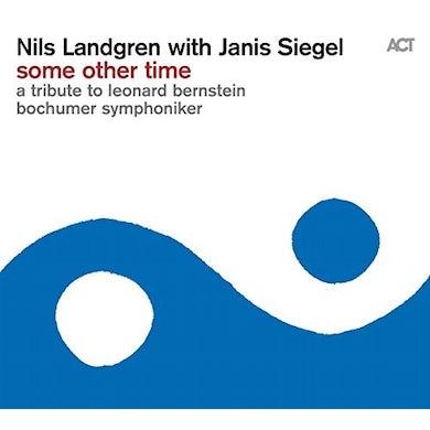 Nils Landgren SOME OTHER TIME Vinyl Record