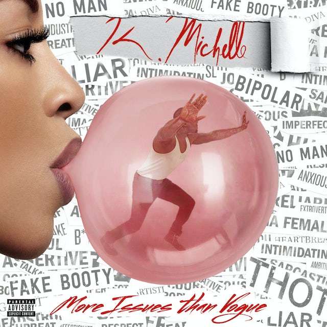 K. Michelle MORE ISSUES THAN VOGUE CD