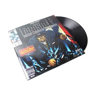 Big Pun BRONX LEGENDS NEVER DIE Vinyl Record