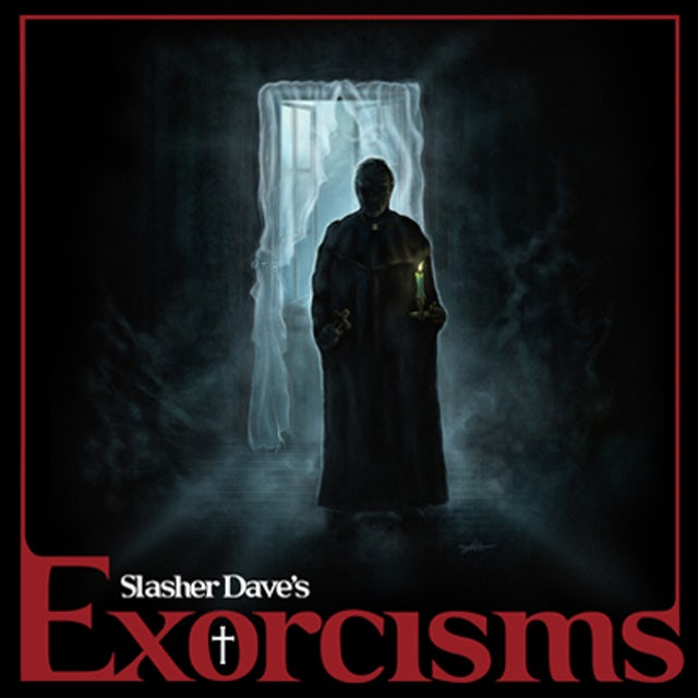 SLASHER DAVE EXORCISMS Vinyl Record