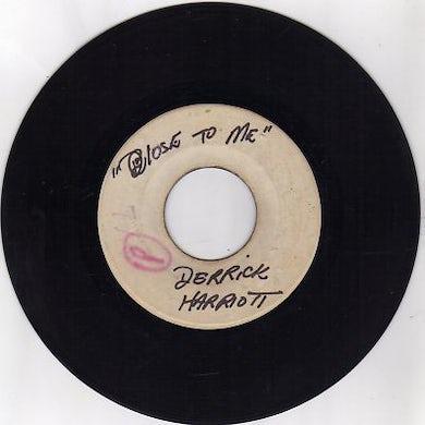 Derrick Harriott IT'S ALL RIGHT Vinyl Record
