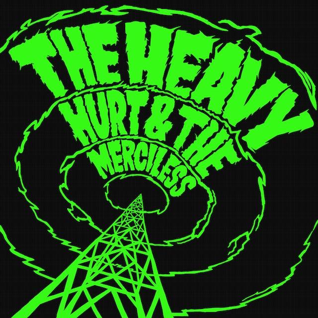 The Heavy HURT & THE MERCILESS CD