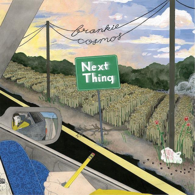 Frankie Cosmos NEXT THING CD