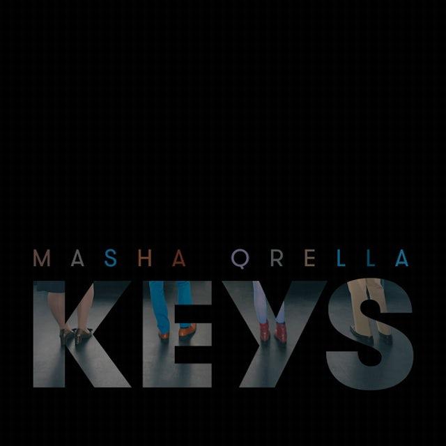 Masha Qrella KEYS CD