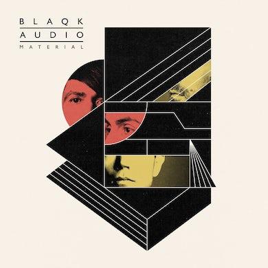 Blaqk Audio MATERIAL CD