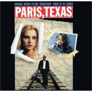 Ry Cooder PARIS TEXAS / Original Soundtrack CD