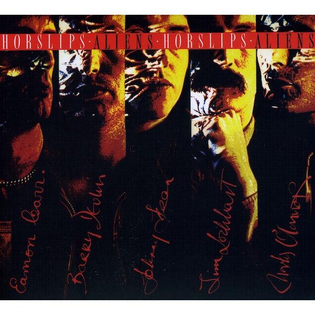 Horslips ALIENS CD