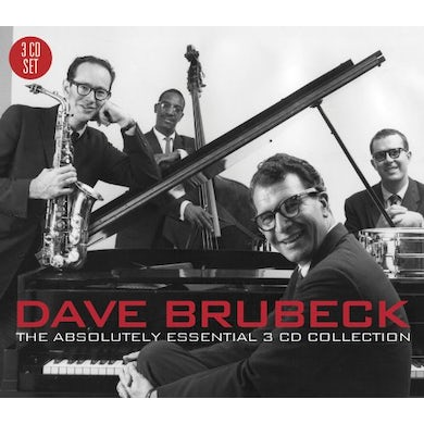 Dave Brubeck ABSOLUTELY ESSENTIAL 3CD CD