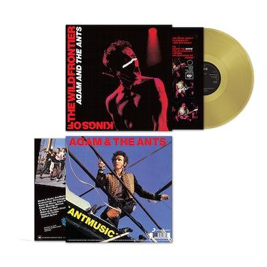 ADAM & ANTS KINGS OF THE WILD FRONTIER / ANT MUSIC Vinyl Record - UK Release