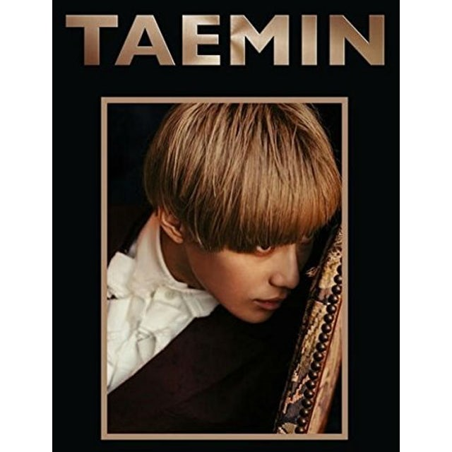 Taemin PRESS IT (VOL.1) CD