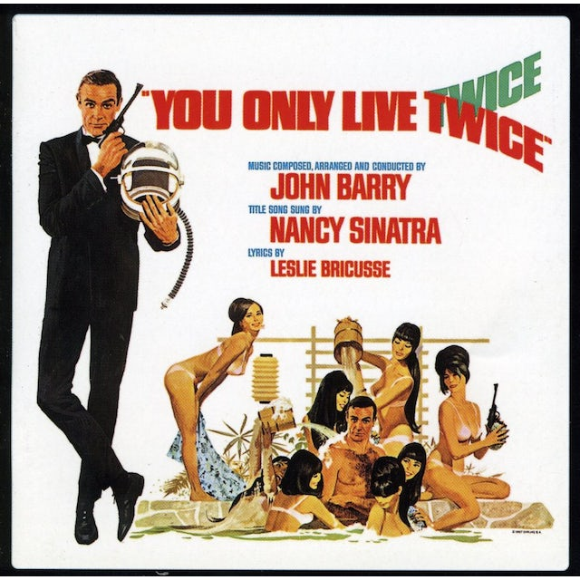 YOU ONLY LIVE TWICE / O.S.T. YOY ONLY LIVE TWICE / Original Soundtrack CD