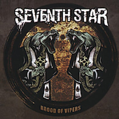 Seventh Star BROOD OF VIPERS CD