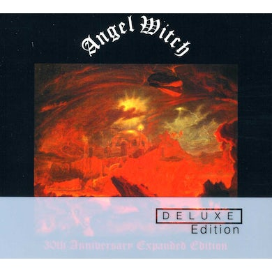 ANGEL WITCH 30TH ANNIVERSARY CD