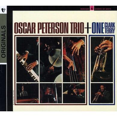 OSCAR PETERSON TRIO PLUS ONE CD