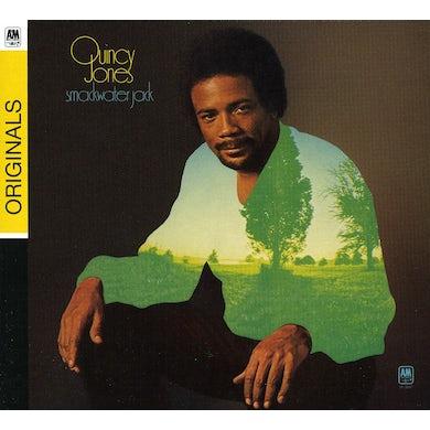 Quincy Jones SMACKWATER JACK: ORIGINALS CD