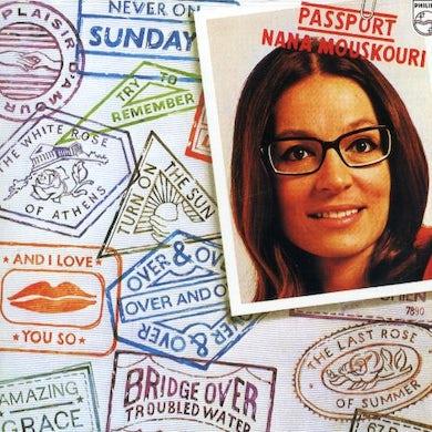Nana Mouskouri PASSPORT CD