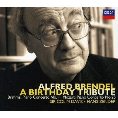 Alfred Brendel BIRTHDAY TRIBUTE CD
