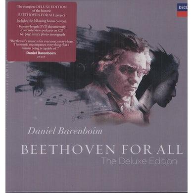 Daniel Barenboim BEETHOVEN FORALL: DELUXE VERSION CD