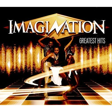 Imagination GREATEST HITS CD
