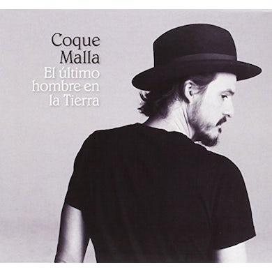 Coque Malla EL ULTIMO HOMBRE EN LA TIERRA CD
