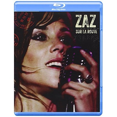 Zaz SUR LA ROUTE Blu-ray