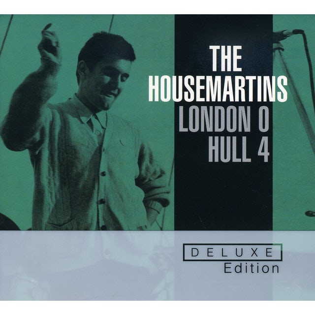 Housemartins LONDON O HULL 4 CD