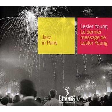 DERNIER MESSAGE DE LESTER YOUNG CD