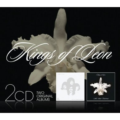 Kings Of Leon YOUTH & YOUNG MANHOOD / CD