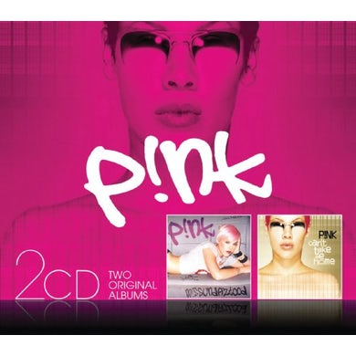 Pink MISSUNDAZTOOD / CAN T TA (IMPORTED) CD