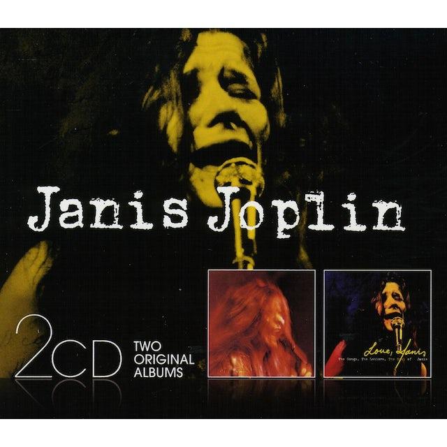 Janis Joplin I GOT DEM OL KOZMIC BLU CD