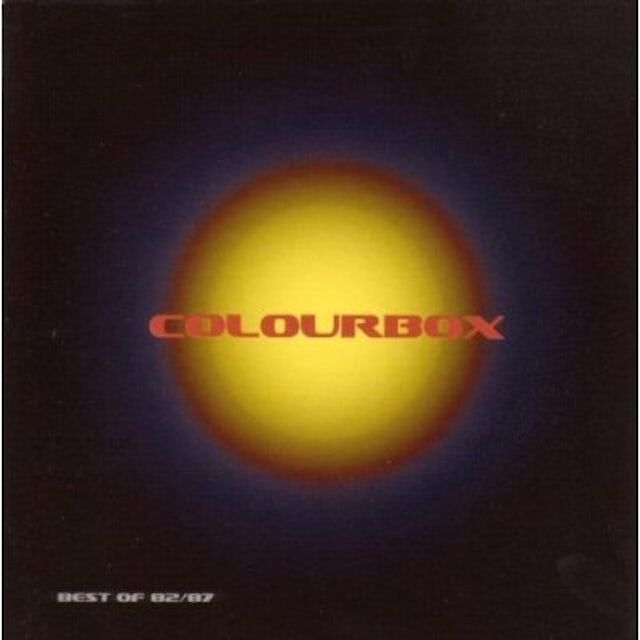 Colourbox BEST OF 82/87 CD