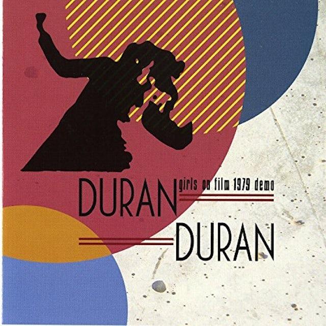 Duran Duran GIRLS ON FILM - 1979 DEMO Vinyl Record