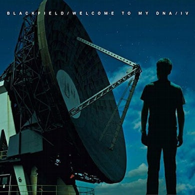 Blackfield WELCOME TO MY DNA / 4 CD