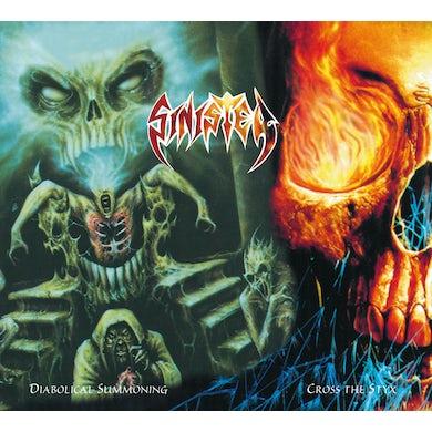 Sinister CROSS THE STYX DIABOLICAL SUMMONING CD