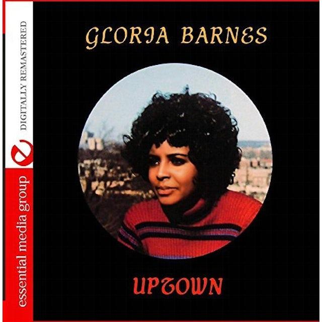 Gloria Barnes UPTOWN CD