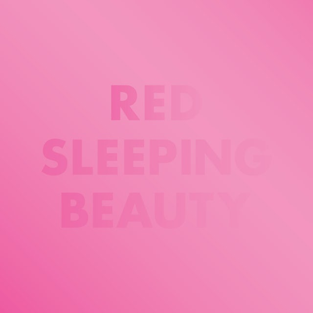 RED SLEEPING BEAUTY MI AMOR Vinyl Record