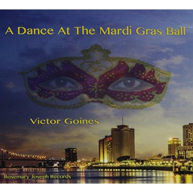 Victor Goines DANCE AT THE MARDI GRAS BALL CD