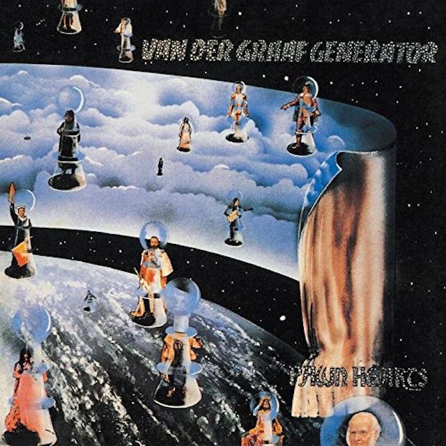 Van Der Graaf Generator PAWN HEARTS CD