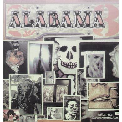 Alabama 3 EXILE ON COLDHARBOUR LANE Vinyl Record