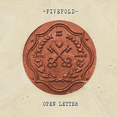 Fivefold OPEN LETTER CD