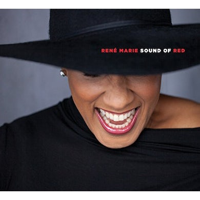 Rene Marie SOUND OF RED CD