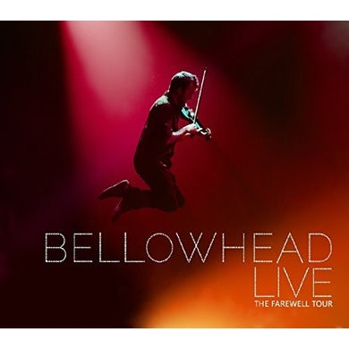 Bellowhead LIVE: FAREWELL TOUR CD