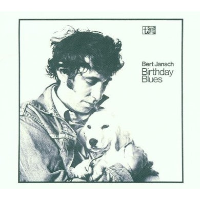 Bert Jansch BIRTHDAY BLUES CD