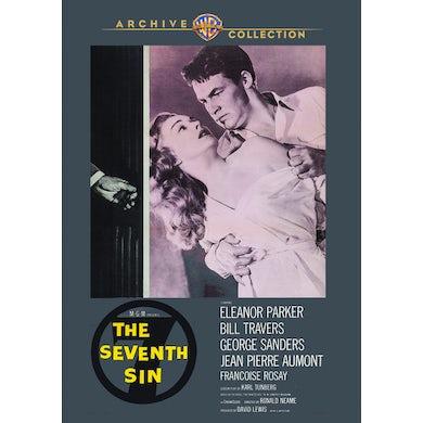 SEVENTH SIN (1957) DVD