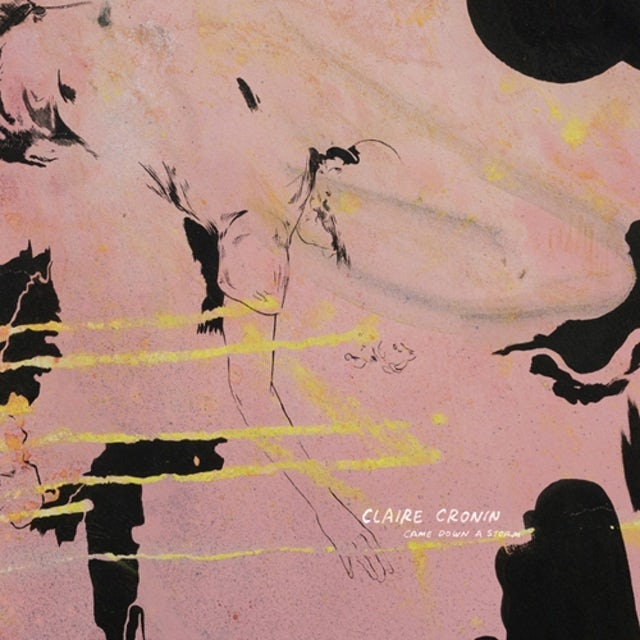 Claire Cronin CAME DOWN A STORM Vinyl Record