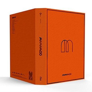 MAMAMOO MELTING CD