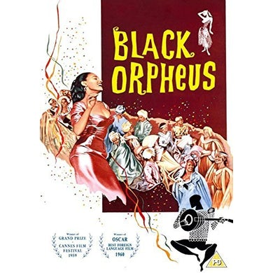 BLACK ORPHEUS DVD